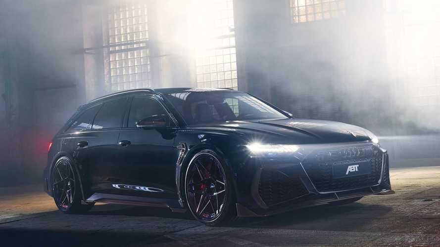 Abt baut ultimativen Audi RS 6: 800 PS zum 125. Geburtstag