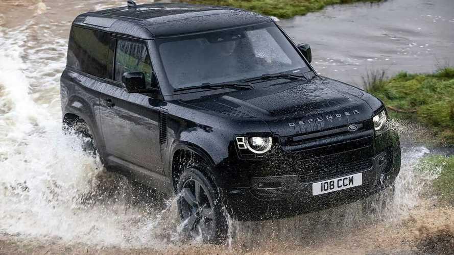 Land Rover préparerait Defender SVR de plus de 600 chevaux