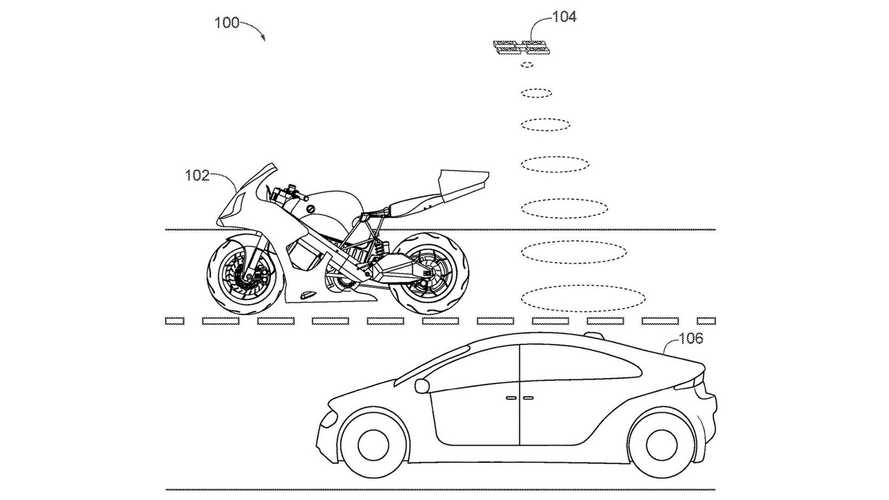 Honda Drone Bike Patent