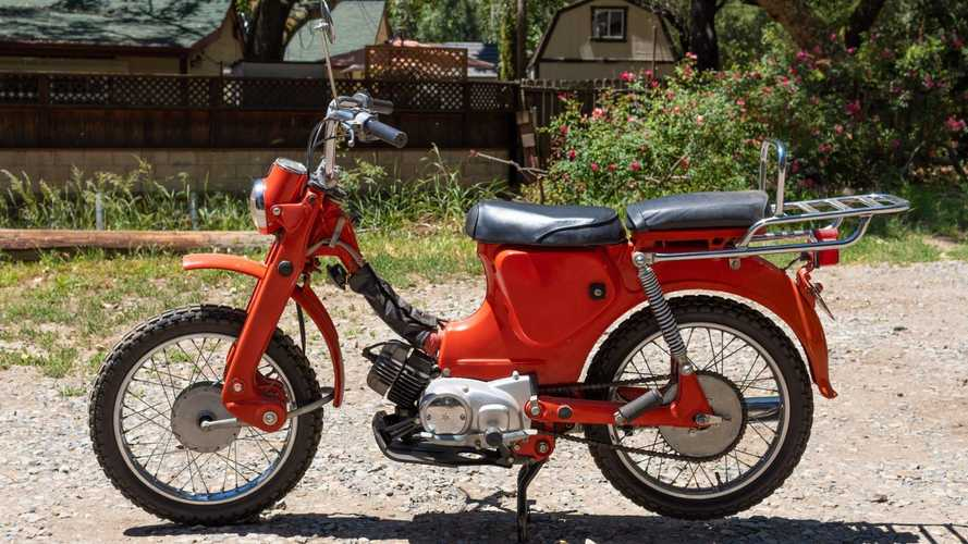 This 1965 Yamaha MG1T Trailmaster Is Looking To Blaze A New Trail