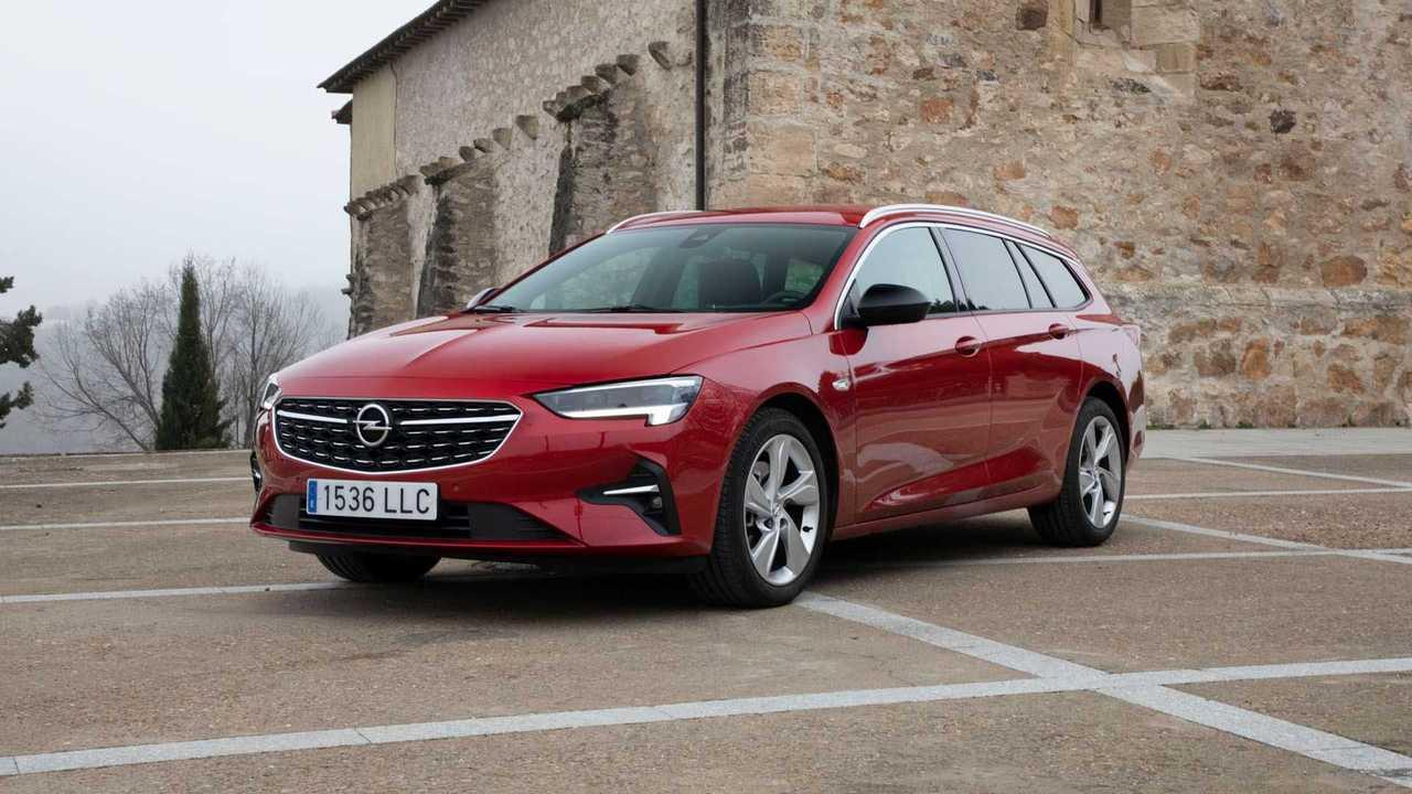 Opel Insignia Sports Tourer 1.5D 2021, a prueba