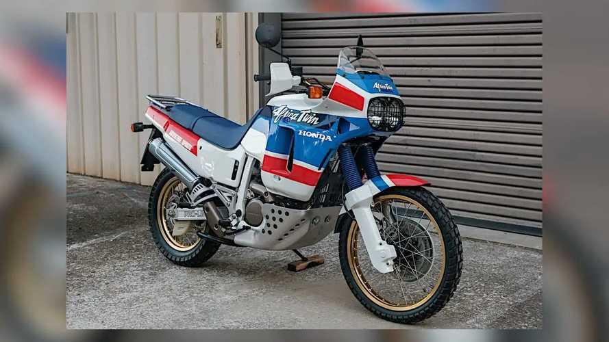 1989 Honda XRV650 Africa Twin RD03