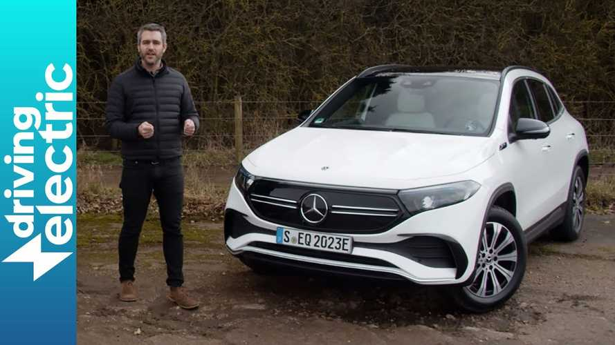 Mercedes-Benz EQA First Reviews Are In: Is It A Match For Tesla Model Y?