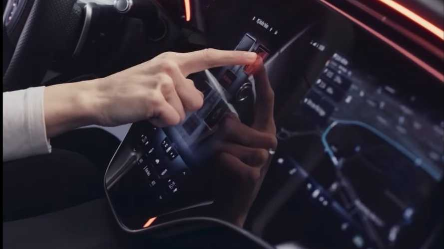 Mercedes-Benz EQS Interior Teaser Lets Designers Explain The Cabin