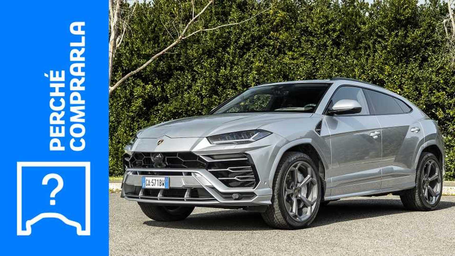 Lamborghini Urus (2021), perché comprarla e perché no