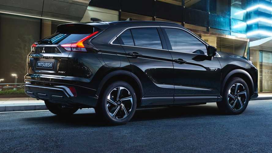 Mitsubishi Eclipse Cross PHEV, i prezzi del SUV coupé plug-in