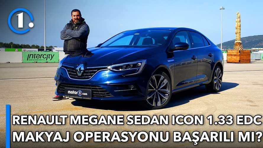 Renault Megane Sedan Icon 1.33 EDC | Neleri Farklı?