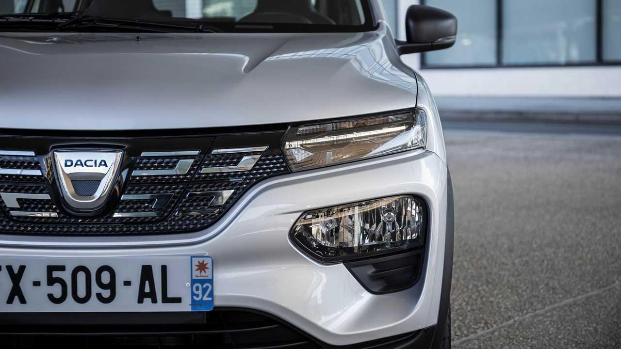 Prova Dacia Spring (2021)
