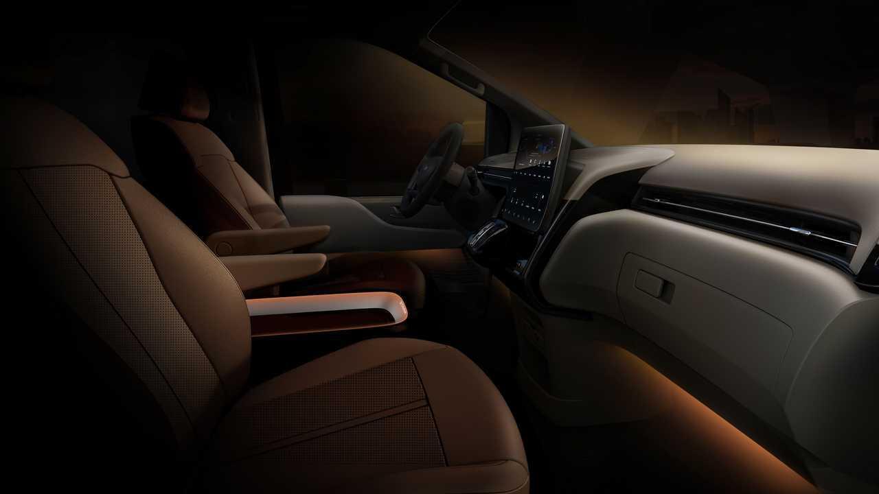 Hyundai Staria, le foto teaser ufficiali