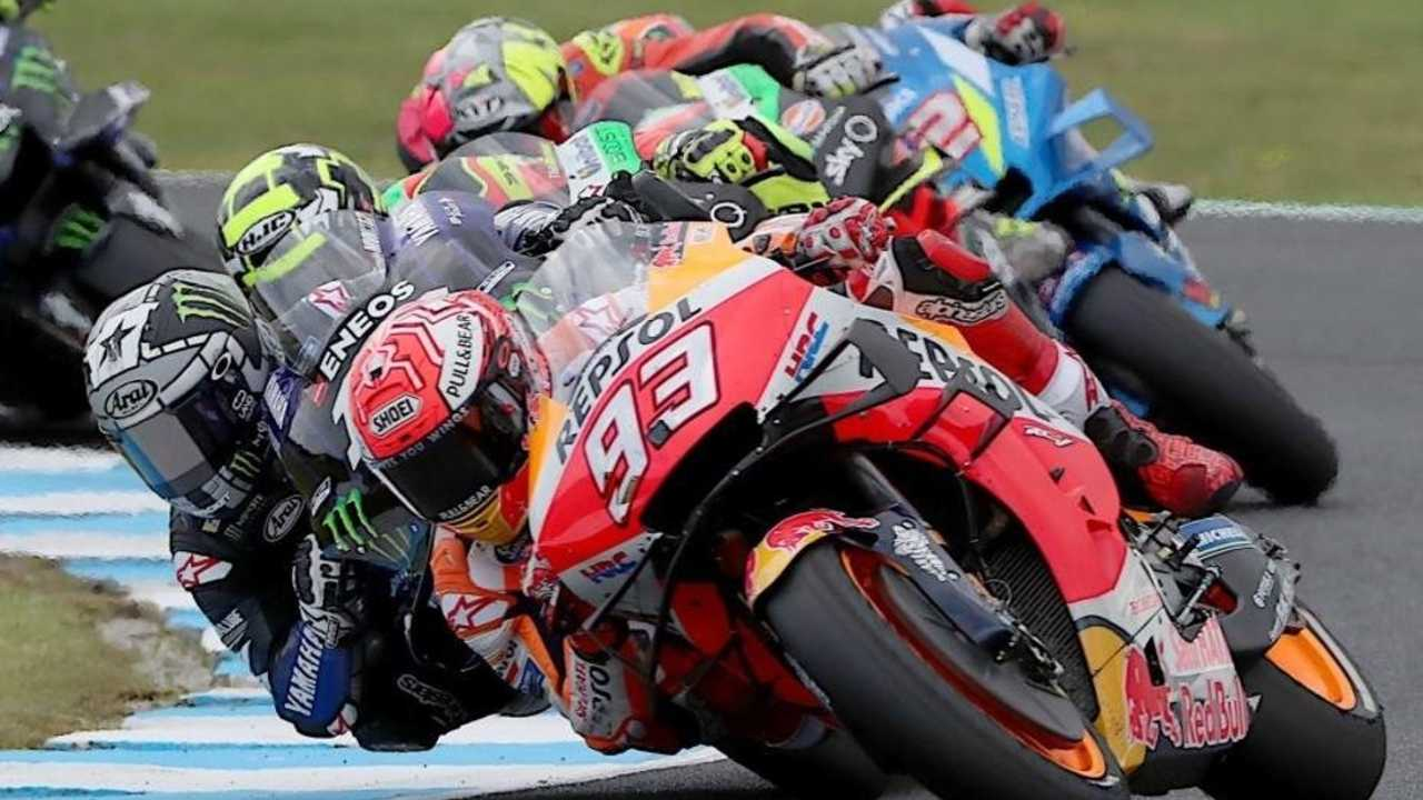 MotoGP Australian GP Cancelled