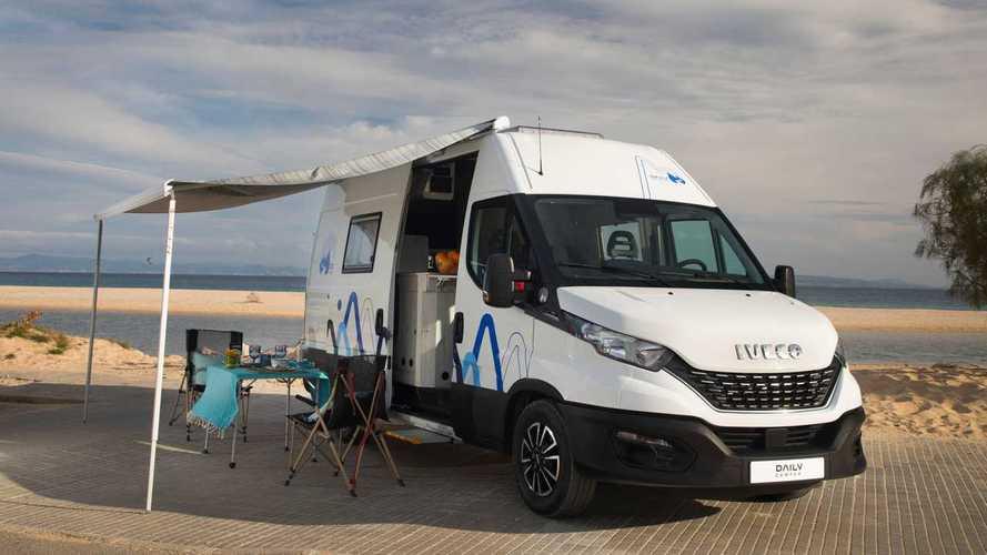 Iveco Daily Camper 2021, un apartamento con ruedas