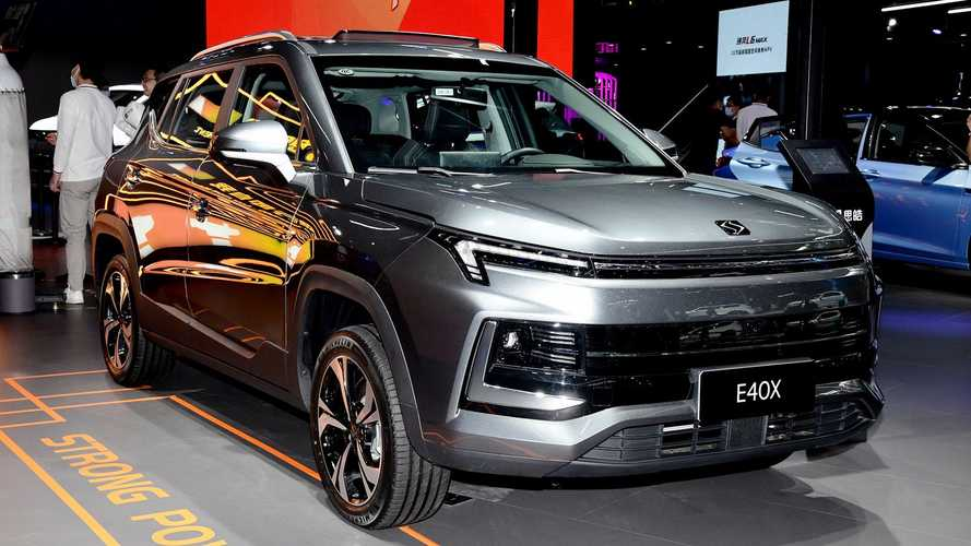 SUV elétrico JAC e-JS4 será lançado no Brasil em agosto