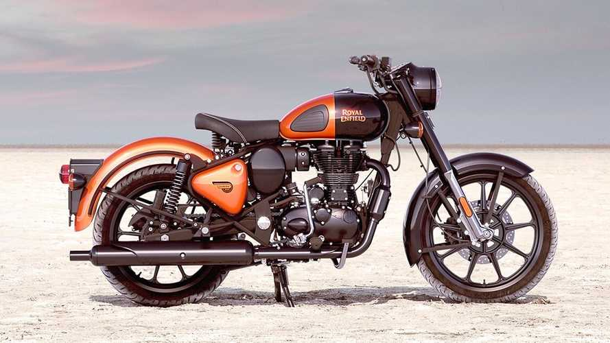 Royal Enfield To Suspend Factory Operations Amid India's Lockdown