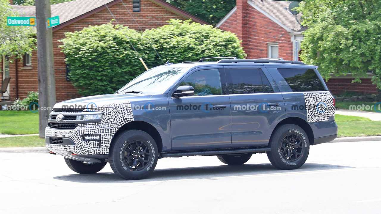 Ford Expedition Timberline Profil