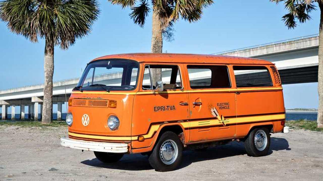 1979 Volkswagen Elektrotransporter
