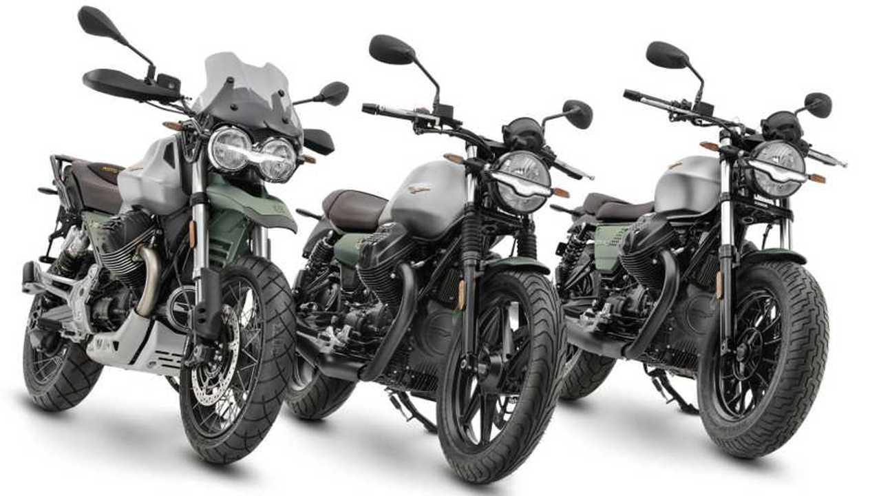 2021 Moto Guzzi Experience
