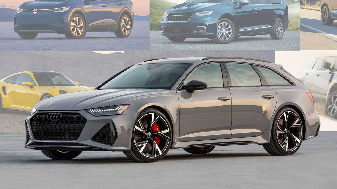 Top Rated Cars Of 2021 So Far
