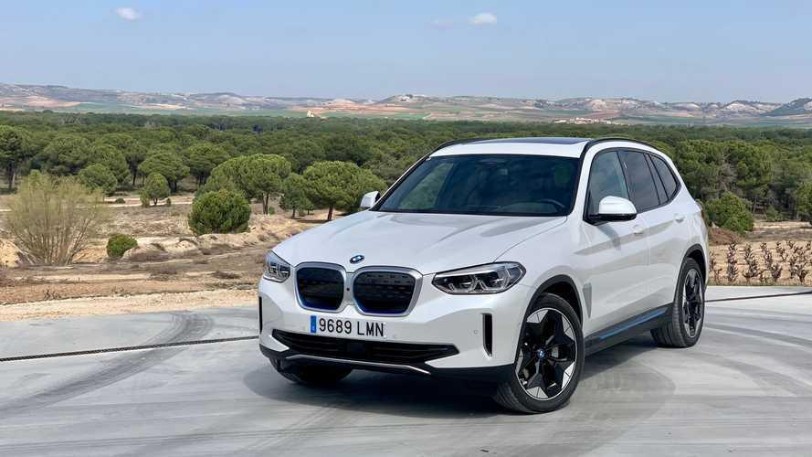 BMW iX3 2021, el nuevo SUV eléctrico de la marca, en cinco claves