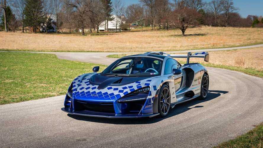 Szeretnéd gazdagítani az autóritkaságaidat egy McLaren Senna MSO-val? Most itt a lehetőség...