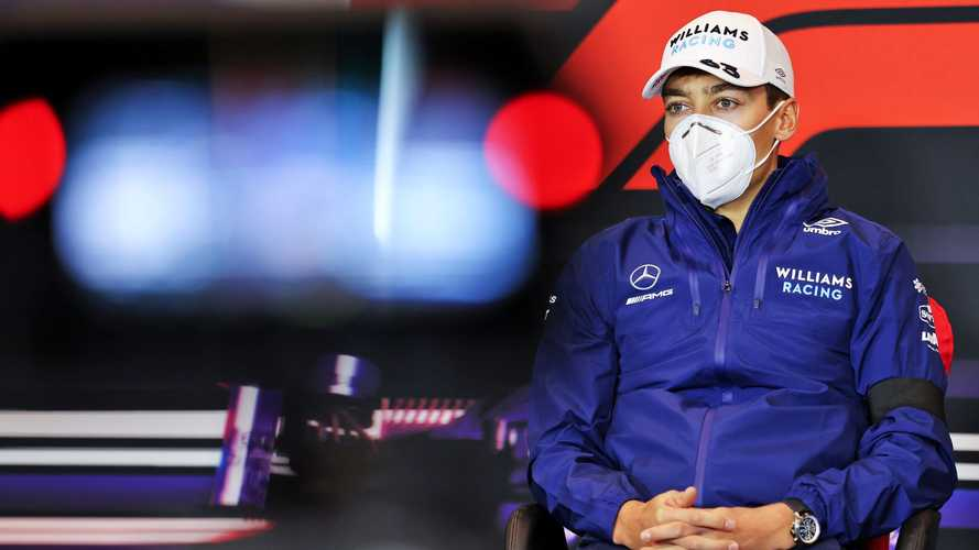 Russell apologises to Bottas for Imola incident