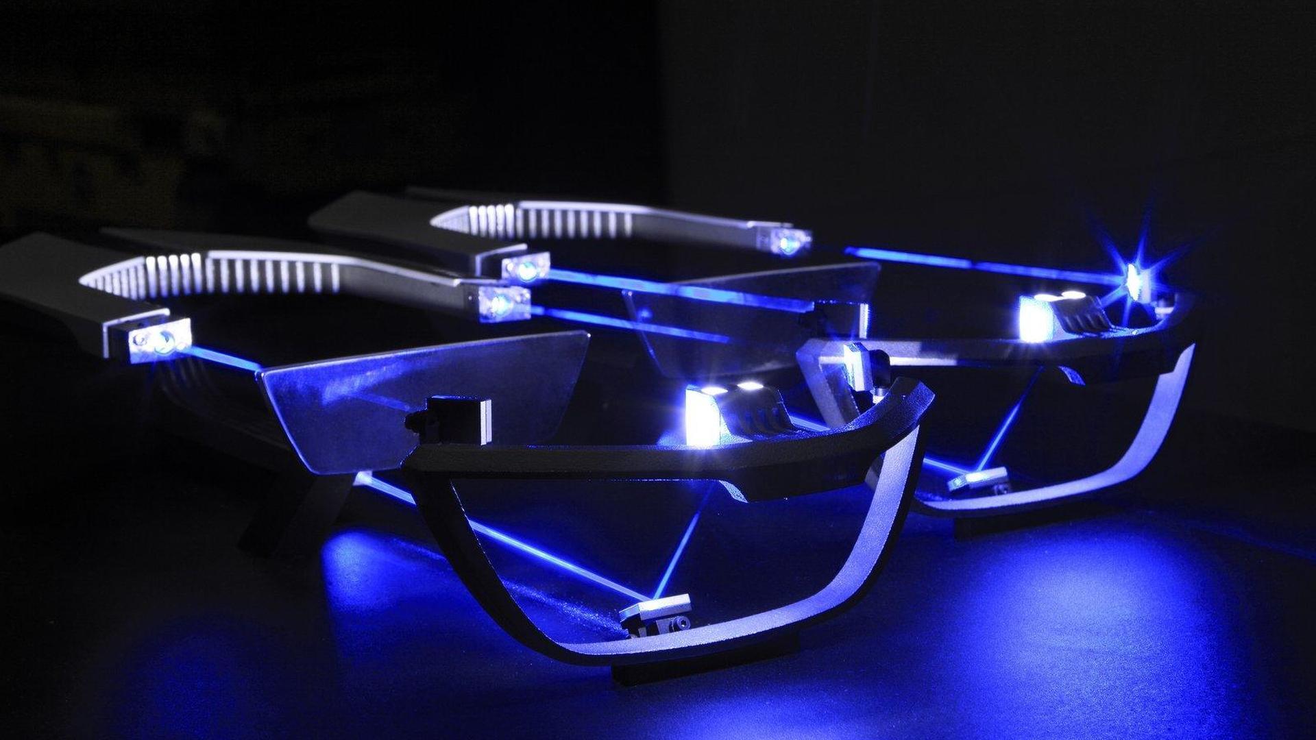 Bmw Highlights Their Laser Headlights Video