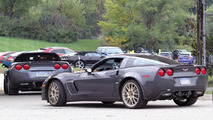 2014 Corvette (C7) spy photo 6.10.2011