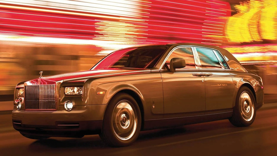 Rolls Royce Phantom Updated for 2009
