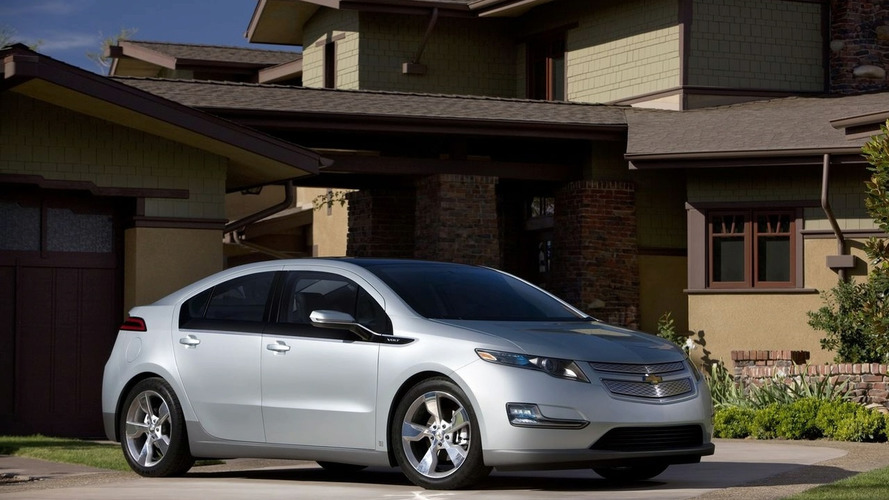 Chevy Volt Lease >> 2011 Chevrolet Volt Pricing Starts At 41 000 Lease For