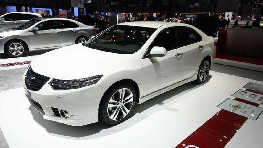 Honda Accord facelift debuts in Geneva