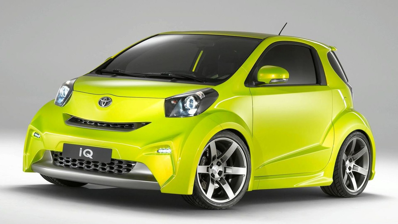 Toyota iQ for Sports