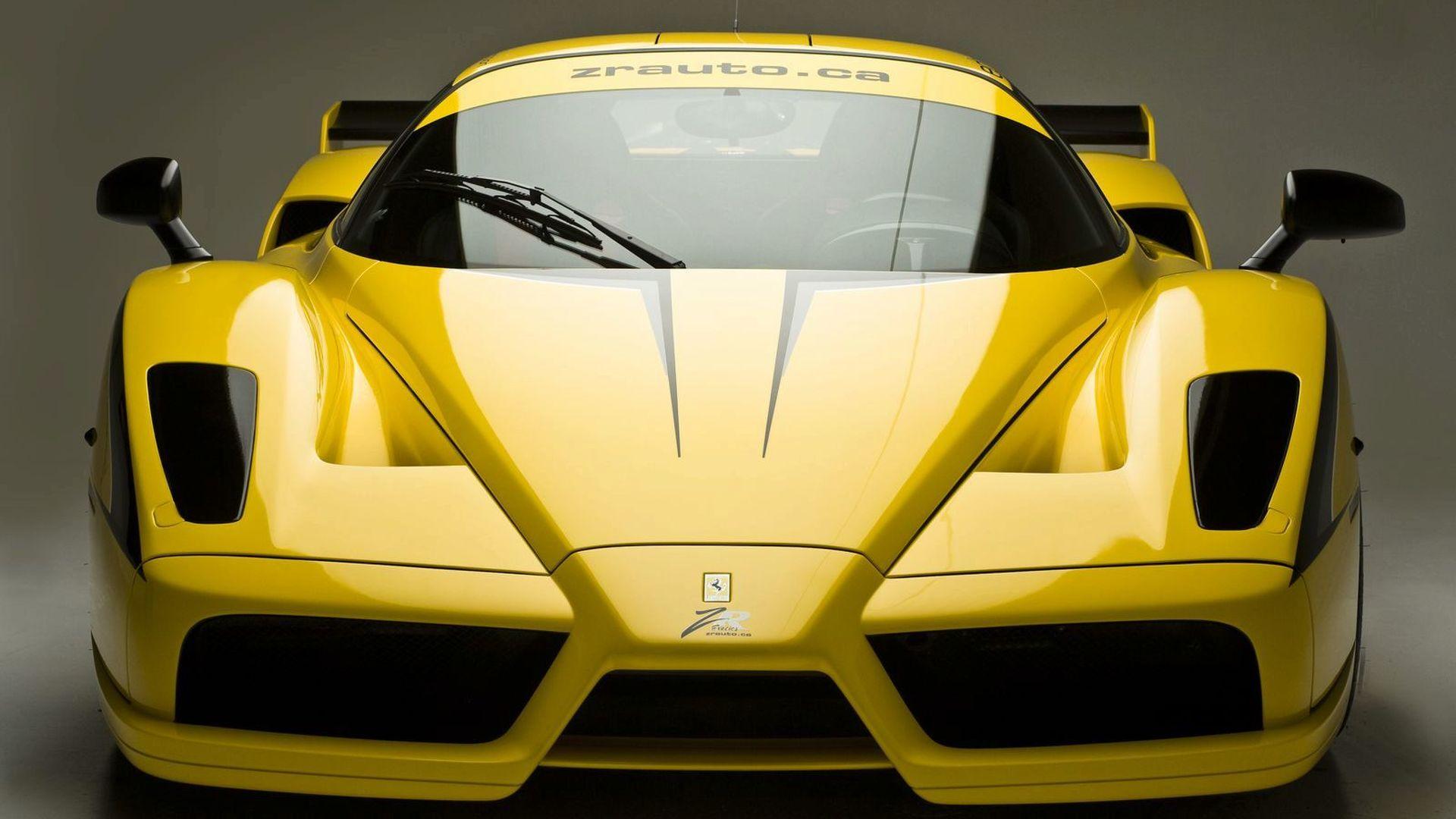 2012 Ferrari Enzo special series announced, five new models