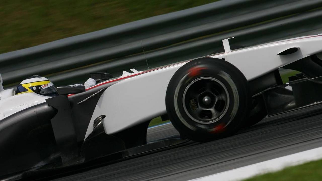 Pedro de la Rosa (ESP), BMW Sauber F1 Team - Formula 1 World