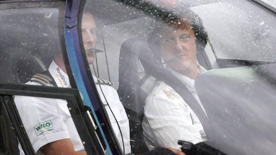 Schumacher to fly into space, Alguersuari a DJ