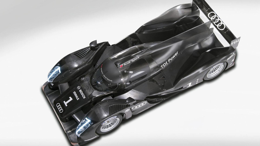 Audi unveils the new R18 racecar