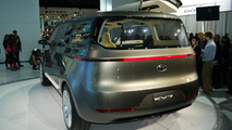 Kia KV7 Concept live in Detroit 10.01.2011