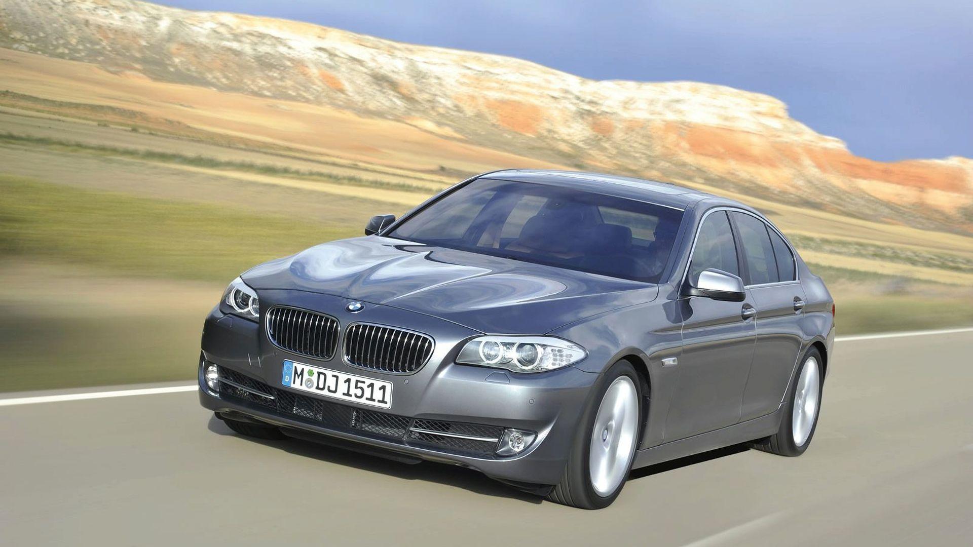 Wonderbaarlijk 2011 BMW 5-Series F10 Sedan Revealed [Video] RE-91