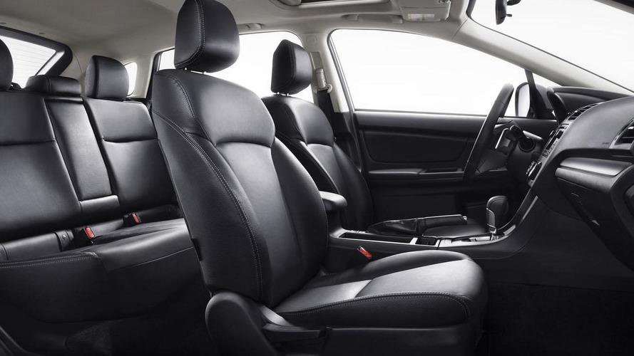 2012 Subaru Impreza debuts in New York [videos]