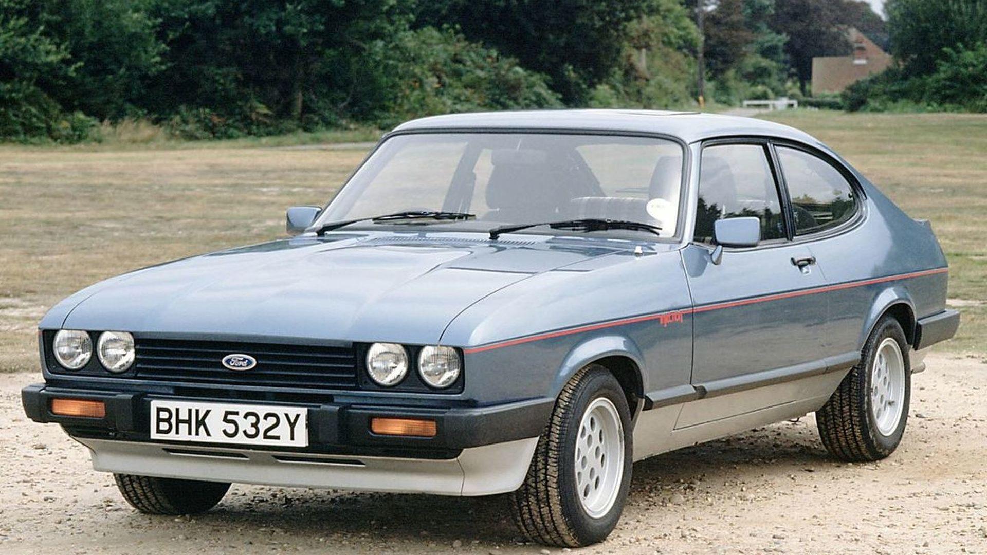 Ford Capri geri mi dönüyor?