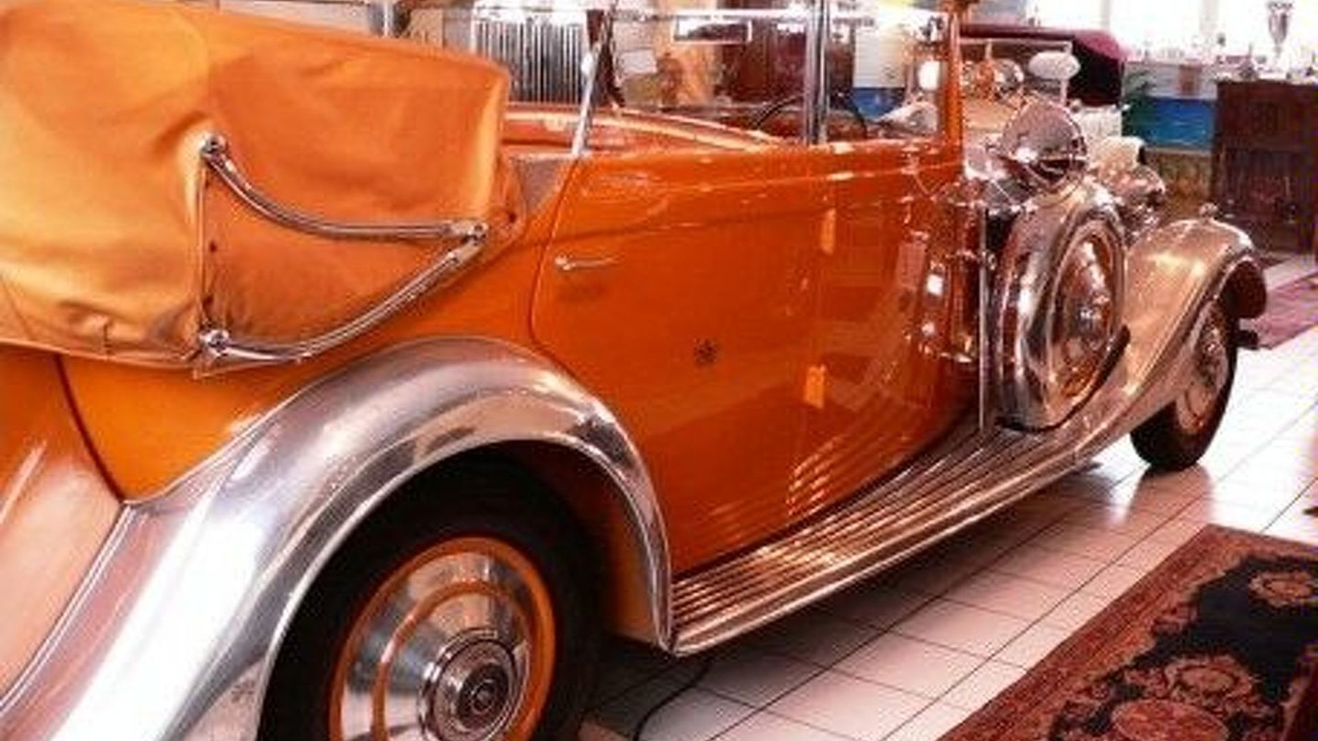 "Rolls Royce Phantom II ""Star of India"" for sale for 8 ..."