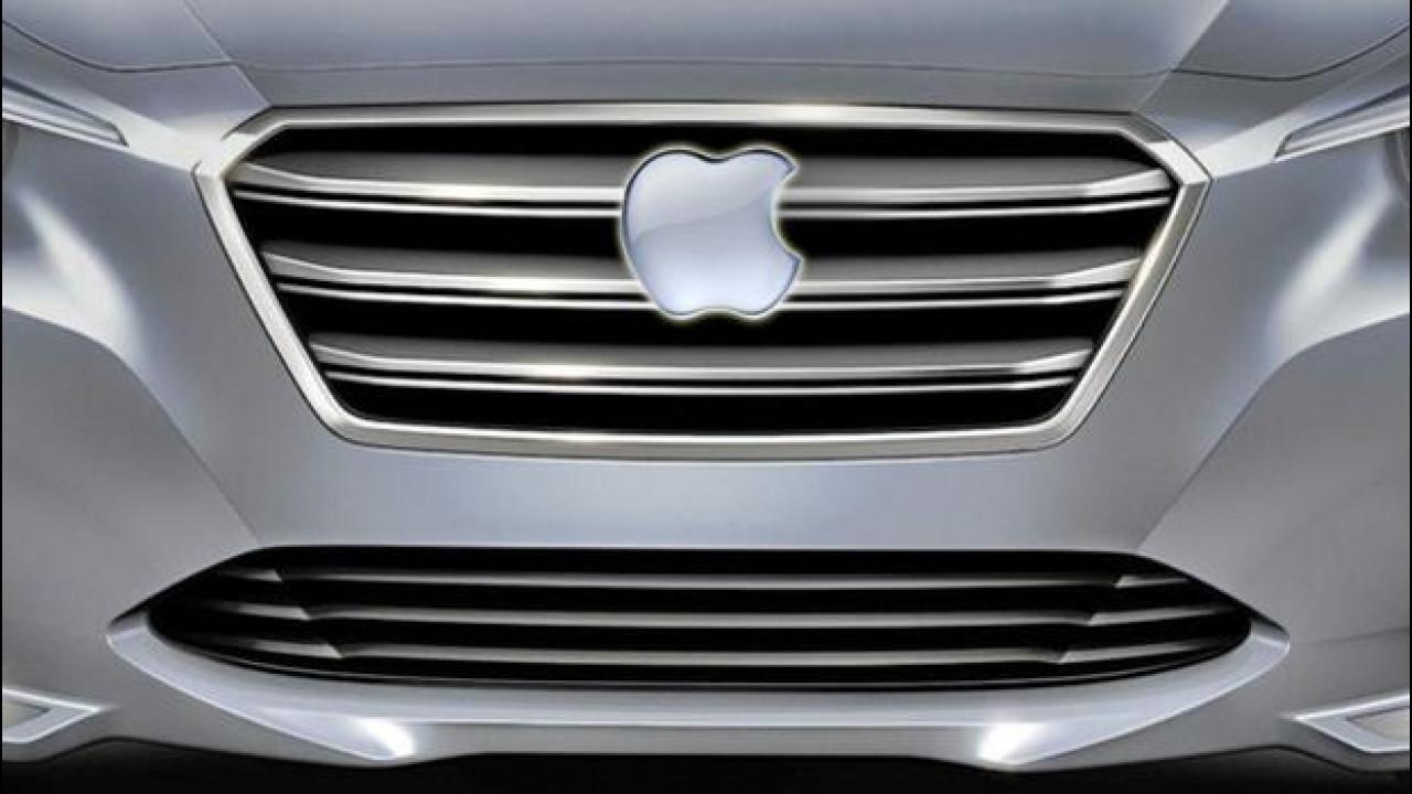 [Copertina] - Salone di Ginevra: Apple Car, la mela su ruote non fa paura