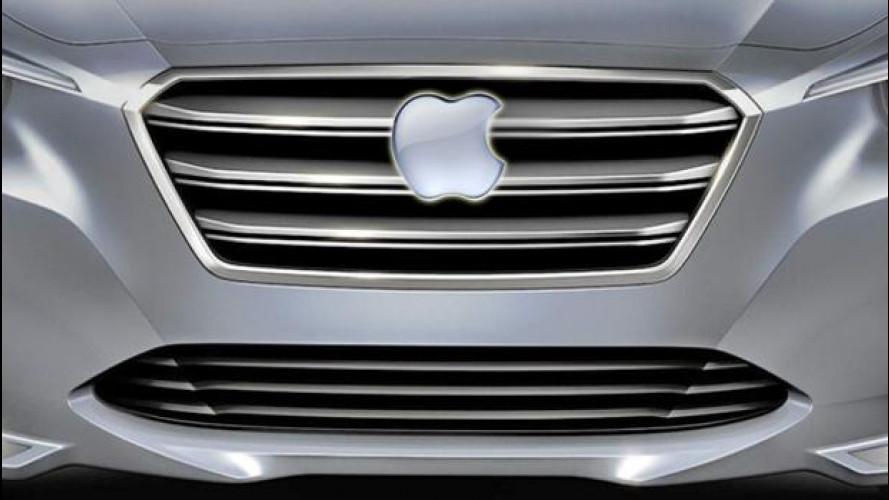 Salone di Ginevra: Apple Car, la mela su ruote non fa paura
