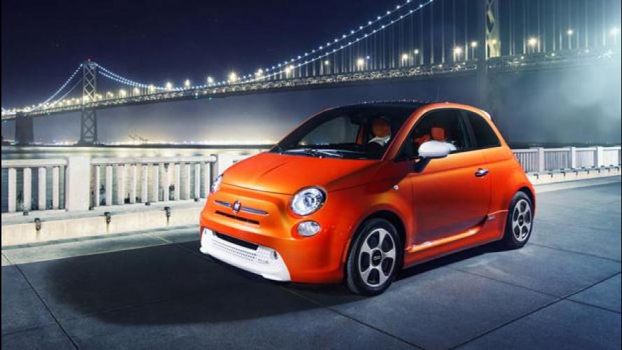 Fiat 500 elettrica, negli USA è bufera per il pesante richiamo