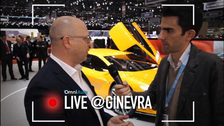 Ginevra 2016, Italdesign riparte da (GT)Zero [VIDEO]