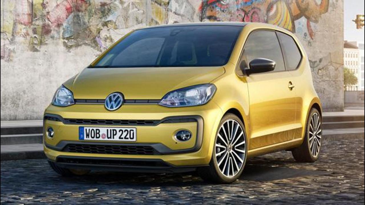 [Copertina] - Volkswagen up!, il restyling mette il turbo [VIDEO]