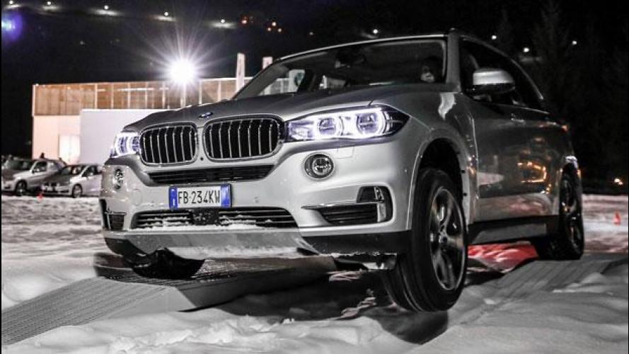 """BMW X5 xDrive40e, il primo SUV """"alla spina"""" di Monaco"""