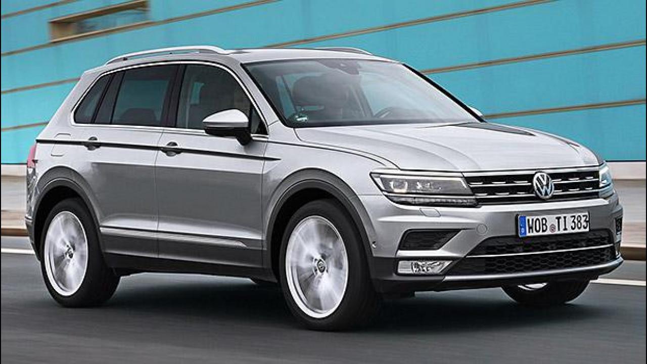 [Copertina] - Nuova Volkswagen Tiguan 2.0 TDI 190 CV, la nostra prova [VIDEO]