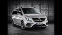 Mercedes Classe V AMG Line, grinta a 8 posti
