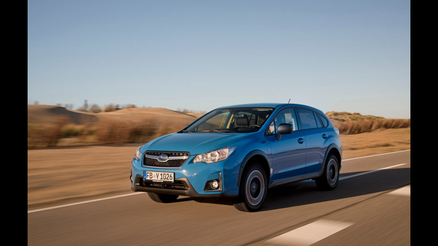 Subaru XV, per il 2016 si rifà il trucco