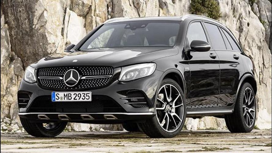 Mercedes-AMG GLC 43 4MATIC, il SUV sportivo