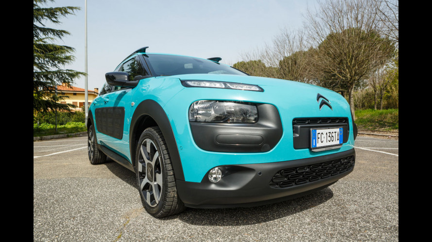 Citroen C4 Cactus, il design incontra la funzionalità [VIDEO]